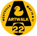 SAVE THE DATE FOR ARTWALK 22 – MAY 10-11!!!
