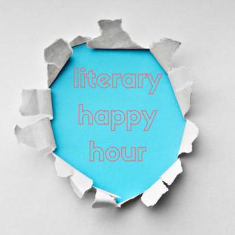 literary happy hour